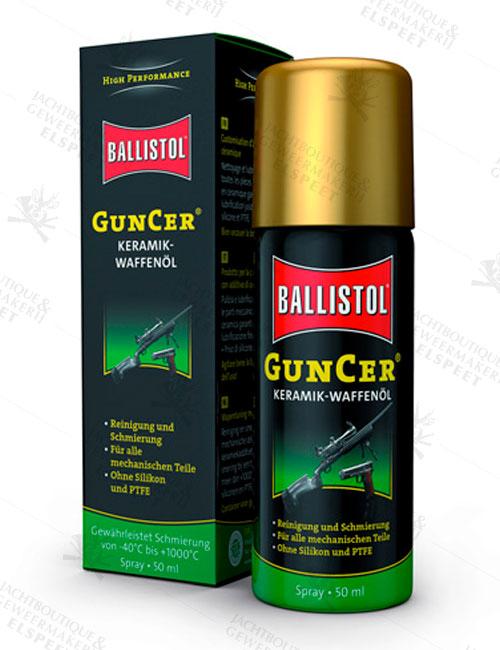 Ballistol Guncer
