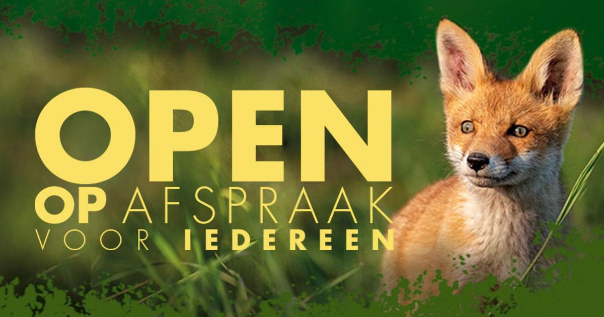 Open voor iedereen